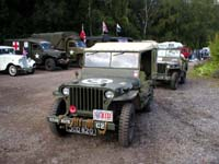 jeeps on Parade