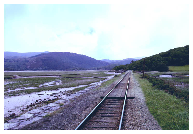 Barmouth Junction to Dolgellau